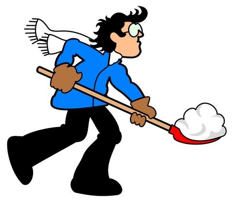 Need a show shovel?   Steve's Personal Blog